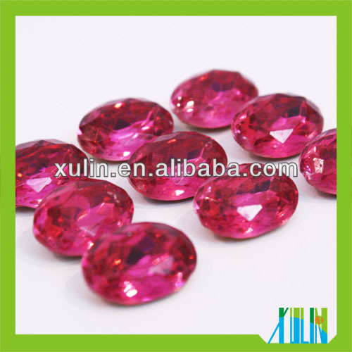 Wholesale Machine Cut Point Back Crystal Rhinestone