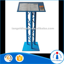 podiums and lecterns