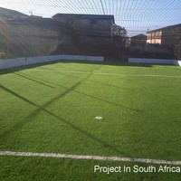 VIVATURF indoor five-a-side football futsal field artificial synthetic grass turf