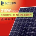 solar pannels 315w PV solar module ,big power solar panels