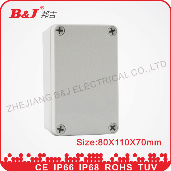 pvc distributing box/plastic electrical enclosure distribution box/hard abs plastic tool boxes