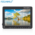 "7"" IPS HD field on camera focus assistant LCD crane video recording monitor"