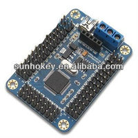 32 Channel Servo Motor Control Driver Board for Ardu Robot Project and Chassis Controller
