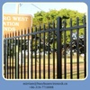 Salable Wrought Iron Fence/Safety Fence For Home/Used Aluminium Fence