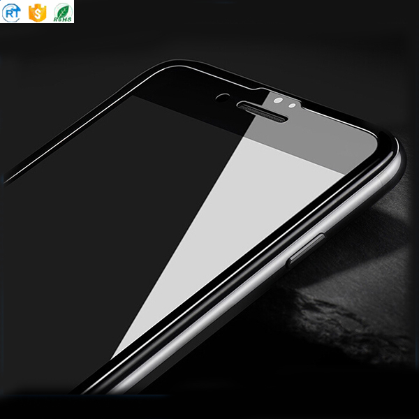 2017 newest nano full cover tempered glass screen protector for iphone