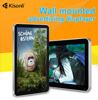 32inch Wall Mounted Advertising Display LCD Video Advertising display Indoor LED Display Screens