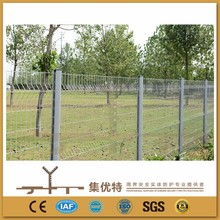 Customized size galvanized pvc coated 1x1 wire mesh fencing