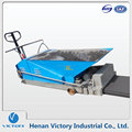 ECO lightweight Concrete hollow core Wall Panels extruder machine