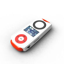 2014 new USB MP3 Player with tf socket fm radio with screen q16
