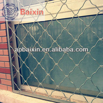 security grill for window/anti-theft window guards/simple iron window grills