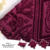 Wholesale polyester spandex four way stretch knitted velvet burnout fabric for dresses