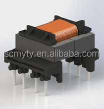 Powerful Ferrite Core Transformer for High Frequency Applications