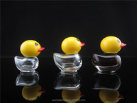 animal shaped empty nail gel glass bottle, Nail Use Nail Polish bottle, 2014 new nail polish hologram
