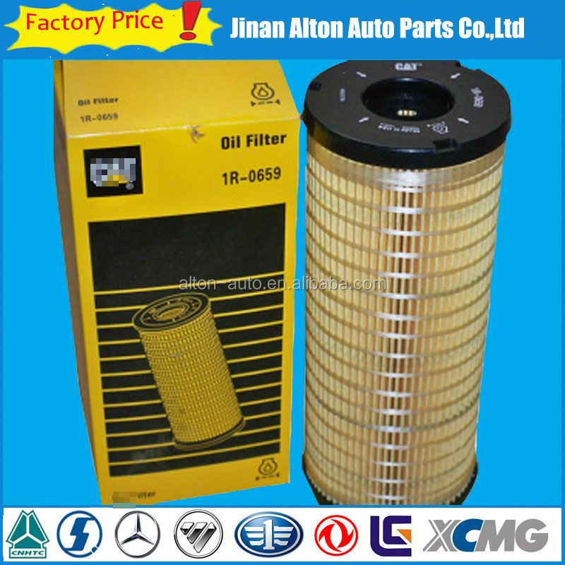 Cat 1R-0659 Oil Filter for Cater-pillar Oil Filter Excavator