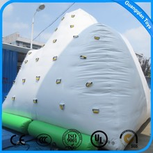 2016 Popular Inflatable Water Toys Water Inflatable Iceberg