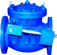 MSS SP-71 CLASS 125 CAST IRON SWING CHECK VALVE WITH WEIGHT