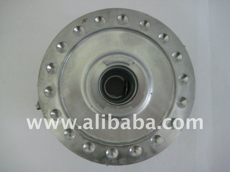 Motorcycle aluminum die casting parts-front hub