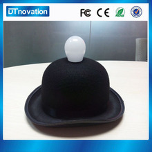 Factory supply light up cowboy hat with LED light effect for party