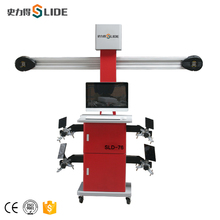 Truck Wheel Repair Equipment wheel alignment machinery 3d four wheel alignment machine