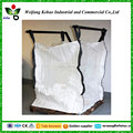 white Bulk big firewood packaging Bag