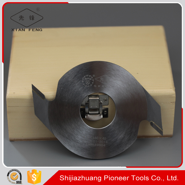tct wood finger joint cutter Used on finger-jointers and spindle shaper