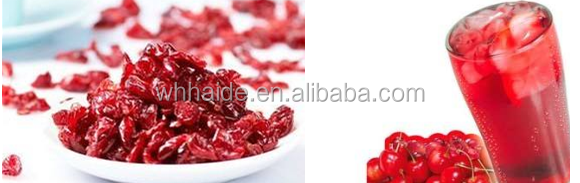 Food grade essence-Cranberry flavour liquid and powder food flavor used for Bakery