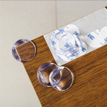 Child <strong>safety</strong> products transparent anti-collision corner pad table corner brace