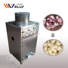 Factory price advanced design electric garlic peeler/garlic peeling machine price low