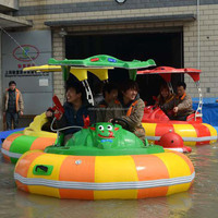 Recreational Inflatable PVC Outer Ring Bump Boat