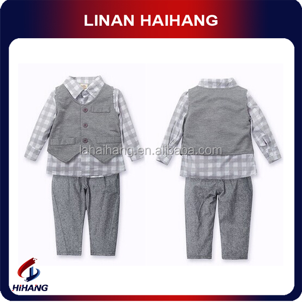China wholesale best supplier party wear for boys