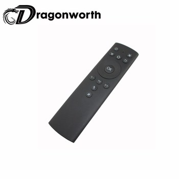 HD android air mouseT1 Standard Edition ordinary mini air mouse remote control for smart tv air mouse remote wireless