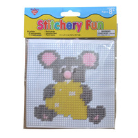 Hand embroidery kits and crafts for kids