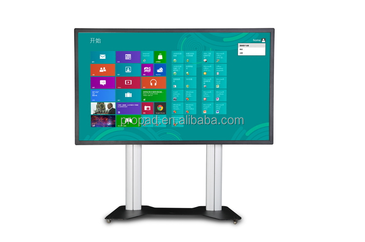 Manufacturer multi touch 84inch touch screen internet interactive