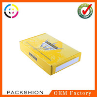 Eco-friendly Custom Corrugated Box Printing for Shipping