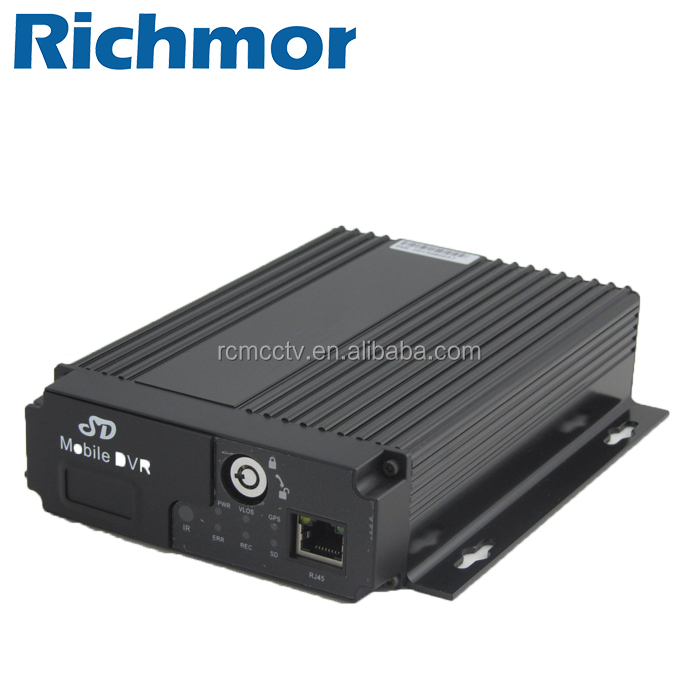HD Car DVR with Motion Alarm, Free CMS Software, Mobile Phone Surveillance