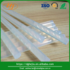 China Manufacturer Customizable crystal clear Low&high heat resistance eva hot melt glue stick