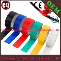 pvc electric adhesive tape for wire wrapping