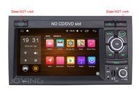 Bluetooth 7 Inch Joying Car Multimedia Entertainment System Double 2 Din A4 Car Dvd Gps Navigation System