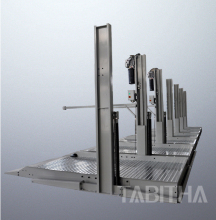 Factory Sale Hydraulic 2 Post Car Parking Lift