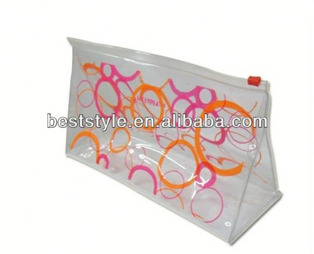 small colored plastic zipper bags from China