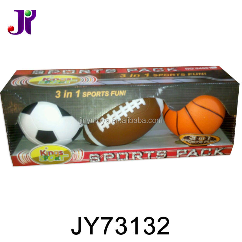 Children rubber transformer toy ball for sale