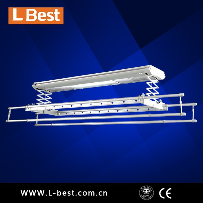 Automatic Clothes Drying Rack Lifting Clothes Rack Ceiling Mounted Clothes Drying Rack