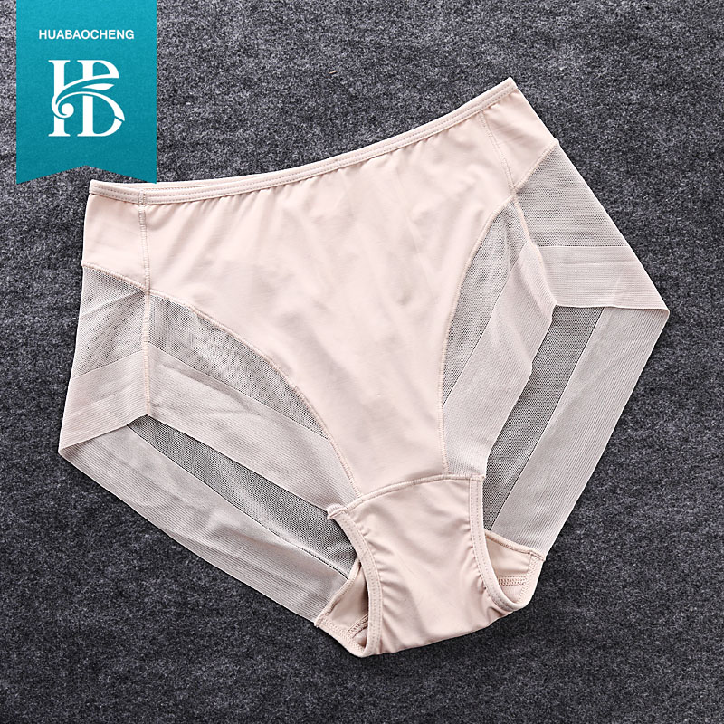 High quality custom brand names beautiful transparent lady lace underwear panties