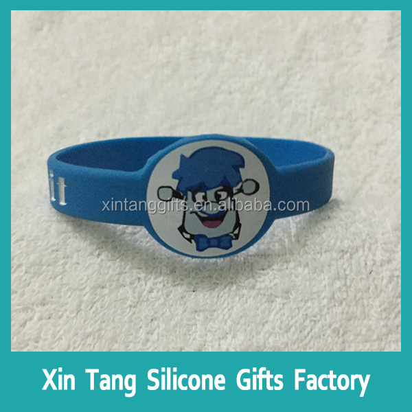 silicone wristband watches men