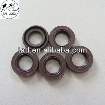 Viton FPM FKM double lip TC oil seal with most reasonable price