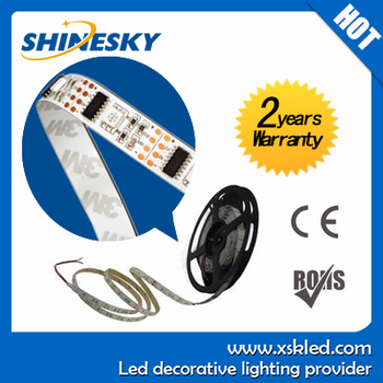 Energy saving and environmentally friendly ws2812b led strip