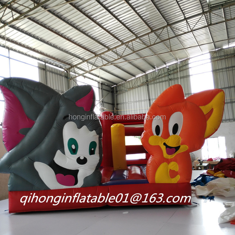 2016 newest giant inflatable animals, large inflatable animal, inflatable bouncy animal