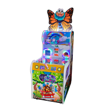 Coin pusher redemption game machine arcade ticket lottery game machine