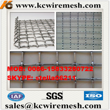 Factory!!!! KangChen stainless steel crimped wire mesh,6x6 concrete reinforcing welded wire mesh