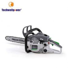 factory direct sale air powered petrol wood cutting machine chain saw